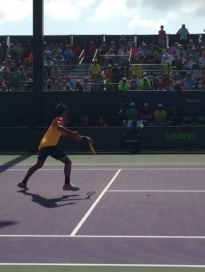 Thomaz Bellucci, Masters 1000, Miami, tênis (Foto: Thiago Quintella)
