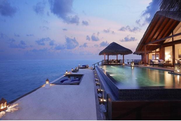 Taj Exotica Resort & Spa Maldives (Foto: Reprodução)