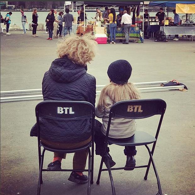 Eva e a avó (Foto: Reprodução/Instagram)