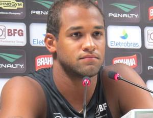 Fellipe Bastos, Vasco (Foto: Fred Huber / Globoesporte.com)