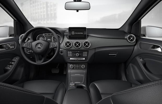 Novo Mercedes Classe B (Foto: Divulgação)