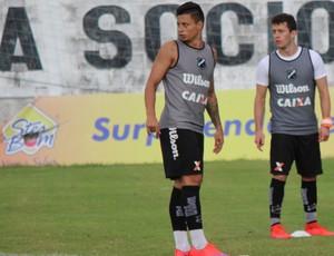 Rafinha - Ronaldo Mendes - Pingo - ABC (Foto: Jocaff Souza/GloboEsporte.com)
