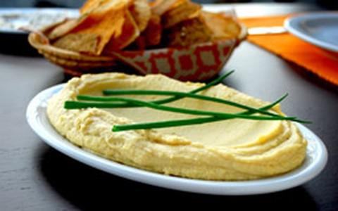 Pasta de grão-de-bico: receita de homus