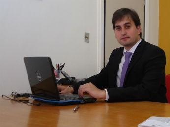 João Vicente Bresolin (Foto: Fernando Castro/G1)