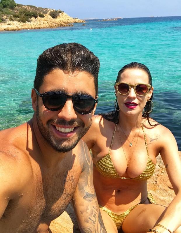 Pedro Scooby e Luana Piovani (Foto: Reprodução / Instagram)