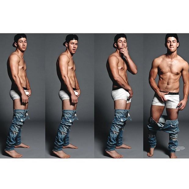 Nick Jonas (Foto: Flaunt Magazine)