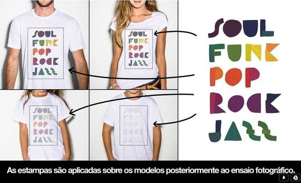 Grife de Luciano Huck justifica polêmica com camiseta infantil (Foto: Divulgação)