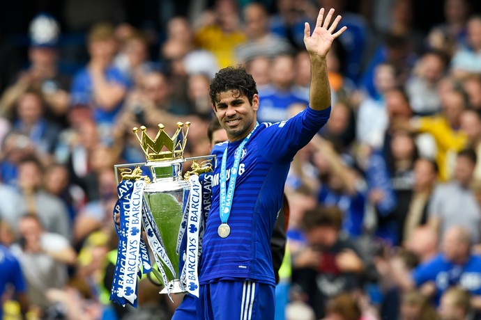 Diego Costa Chelsea (Foto: Reuters)