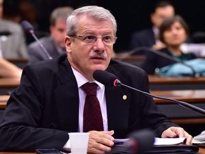Deputado federal Paulo Foletto (Foto: Arquivo/A Gazeta - 16/03/2016)