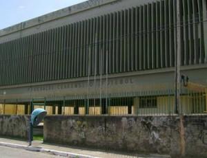 Sede da Federação Cearense de Futebol (Foto: Divulgação)