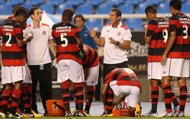 Jorginho, Boavista x Flamengo (Foto: Guilherme Pinto/Agência O Globo)