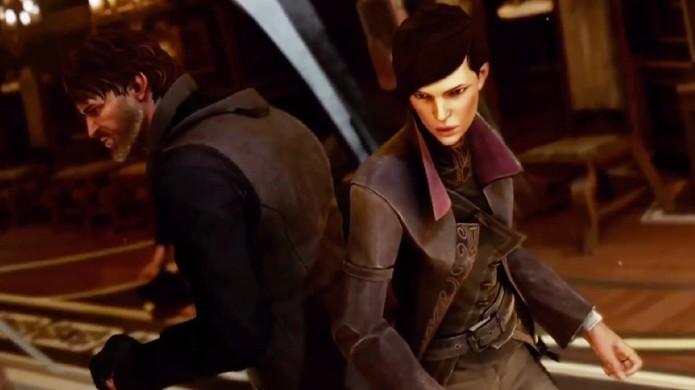 Dishonored 2 trará Corvo e Emily em uma jornada para retomar o império (Foto: Reprodução/YouTube)