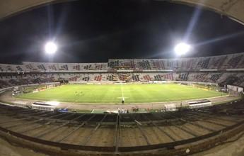 Ingressos para jogo entre Santa Cruz e Coritiba começam a ser vendidos