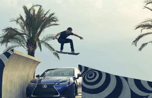 Lexus Hoverboard (Foto: Divulgação)
