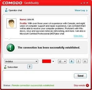 GeekBuddy, antivírus, antimalware