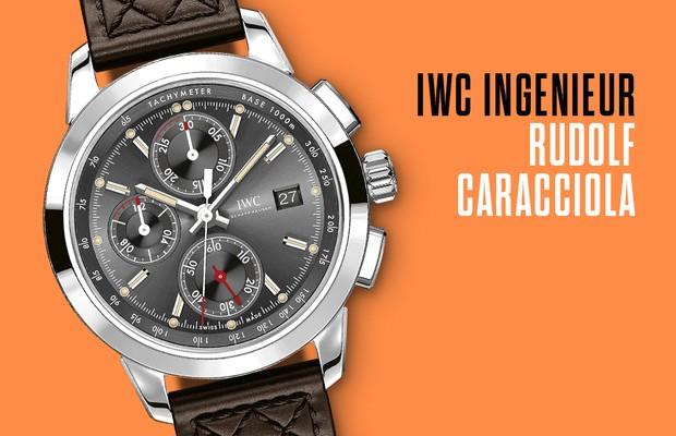 Relógio IWC (Foto: Autoesporte)