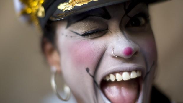 Envie a melhor foto que você já fez de um carnaval (Felipe Dana/AP)