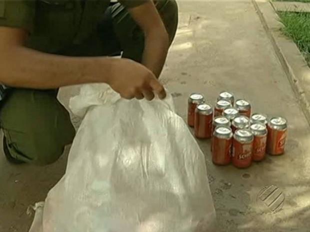 Detentos fogem e voltam com cerveja e drogas para presídio em Marabá thumbnail