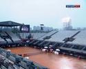 Chuva forte adia estreias de Bellucci e Fognini para terça no Aberto do Rio
