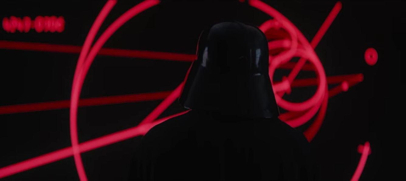 Darth Vader no novo trailer de Rogue One (Foto: Reprodução)