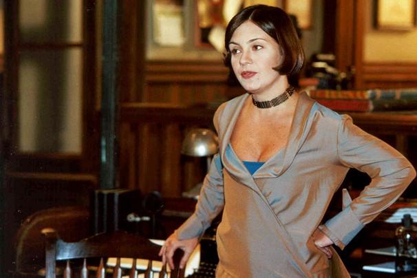 Adriana Esteves é Catarina em O Cravo e a Rosa, novela de 2000 que volta ao Vale a Pena Ver de Novo no dia 5 de agosto (Foto: Globo)