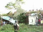 Na BR-316, acidente causa morte de três pessoas perto de Pindaré-Mirim