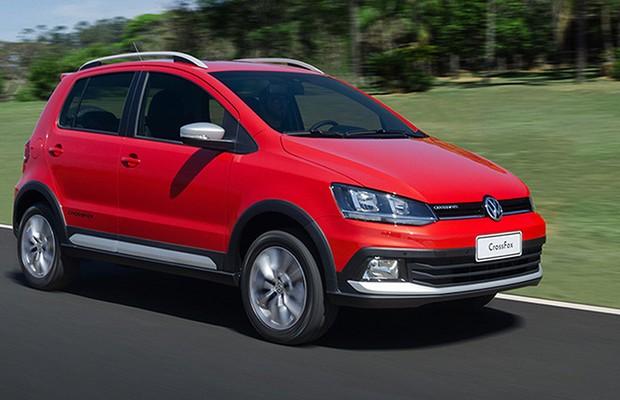 Volkswagen CrossFox 2015 (Foto: Divulgação)