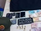 Dupla presa em Placas é suspeita de assaltos em Rurópolis e Uruará
