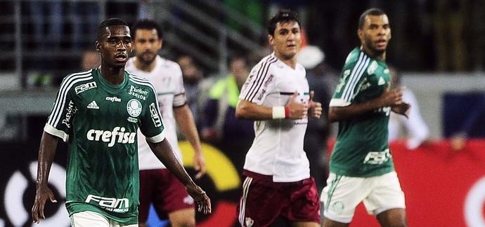 Matheus Sales Palmeiras (Foto: Marcos Ribolli)