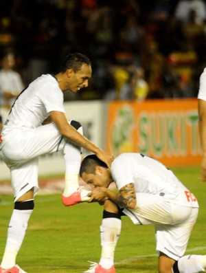 Sport x Corinthians (Foto: Aldo Carneiro/Pernambuco Press)