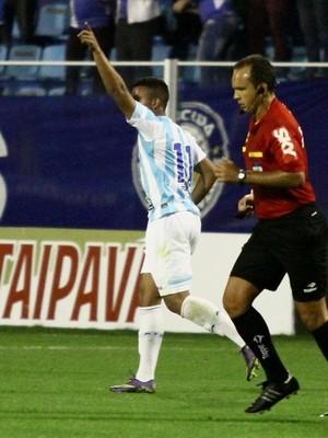 Romulo Avaí x Luverdense (Foto: Jamira Furlani/Avaí FC)