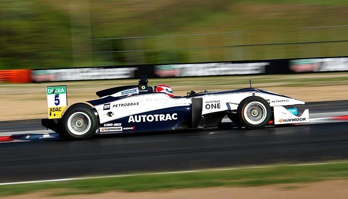 Pedro Piquet disputará a etapa de Pau da F3 Europeia