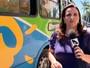 ESTV 1ª Edição destaca acidente grave com cadeirante em ônibus