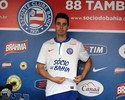 Com problema no joelho, Alessandro rescinde contrato com o Bahia