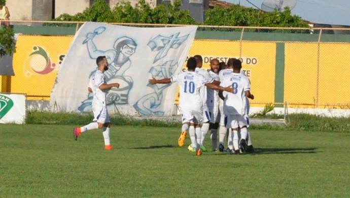Confiança vence o Boca Júnior em Estância (Foto: Daniel Soares/Ascom ADC)