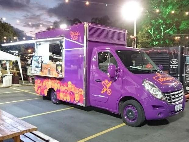 Evento de food truck acontece em Sumaré (SP) (Foto: Je Bueno)