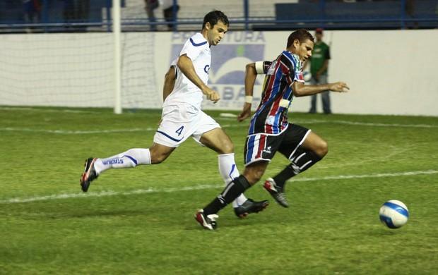 Em 2008, o Maranhão enfrentou o São Caetano na Copa do Brasil (Foto: Biaman Prado/O Estado)