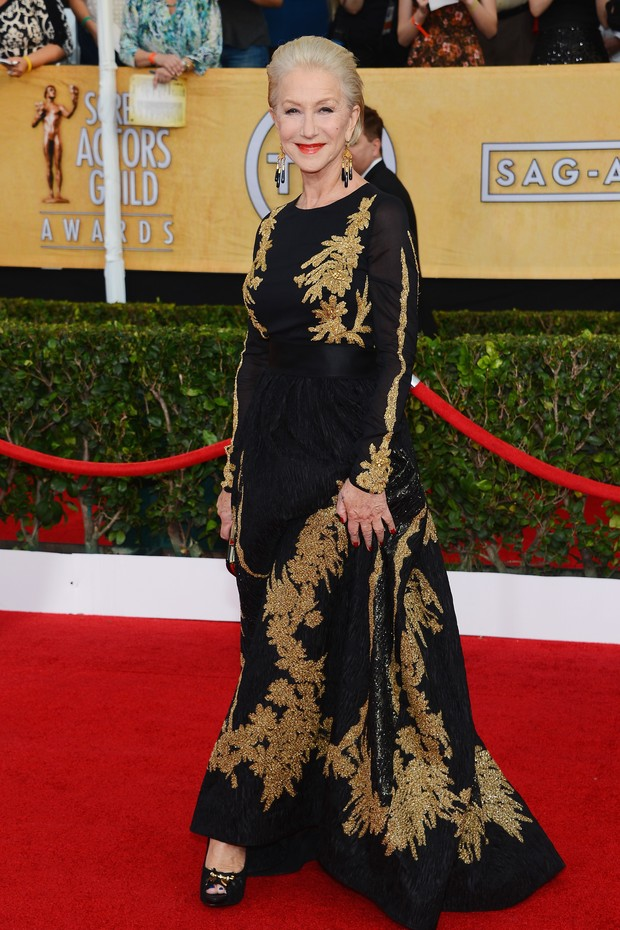 SAG Awards - Helen Mirren (Foto: AFP)