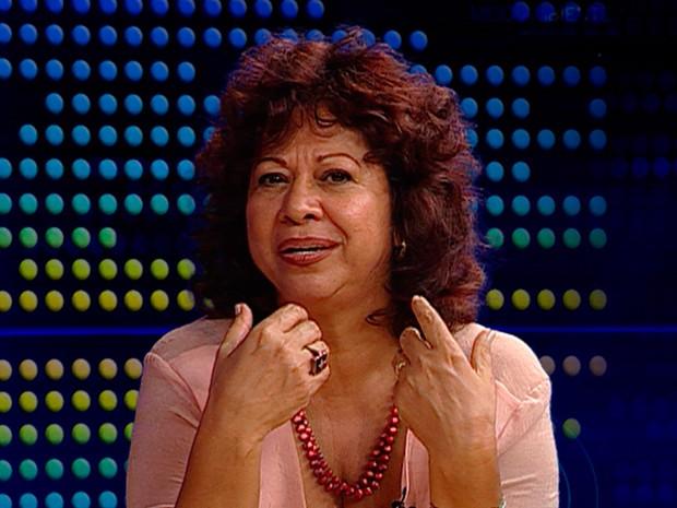 Monoelita Lustosa (Foto: Reprodução/TV Globo)