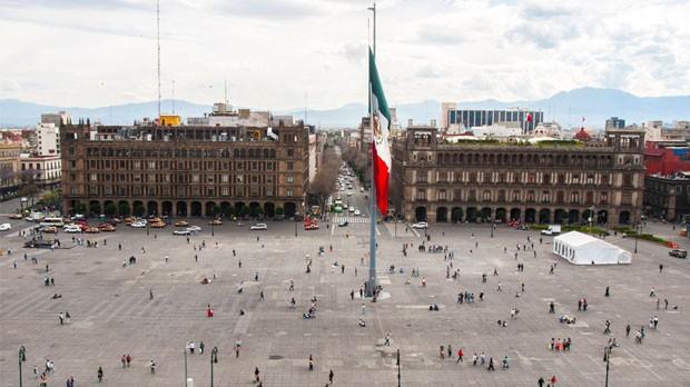 Cidade do Mxico (Foto: Divulgao)