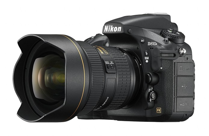 Nikon D810A (Foto: Divulgação / Nikon)