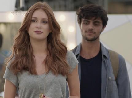 Teaser 1/3 - Eliza diz para Jonatas que não é mais a mesma