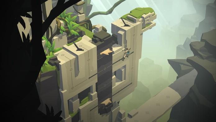 Lara Croft GO (Foto: Divulgação/Square Enix)