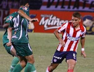 Gustavo Cuéllar Junior Barranquilla (Foto: Divulgação/ Junior FC)