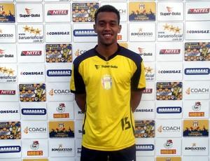 Alex Lima é o novo reforço do Avaí (Foto: Divulgação Grêmio Barueri)