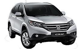 Honda CR-V (Foto: Honda)