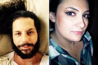 Sal Moretti e Juliana Reis  (Foto: Instagram / reprodução - twitter / reproducao)