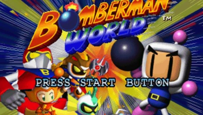 Bomberman World (Foto: Divulgação)