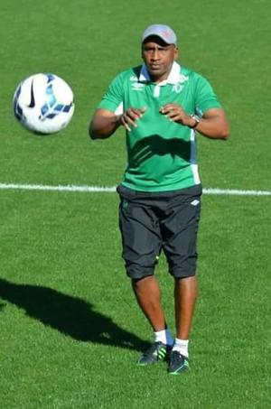 Buião era preparador de goleiros da Chapecoense (Foto: Reprodução / Arquivo Pessoal)