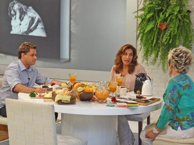 'Há jornadas de 15 a 16 horas de sexo por dia', conta advogado Hédel Torres (Foto: Mais Você / TV Globo)